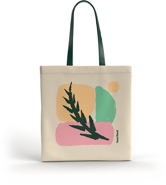 Heartbest Tote Bag