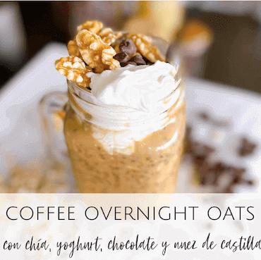 Coffee Overnight Oats